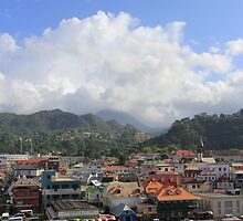 Caribbean Islands by Emily Keenan