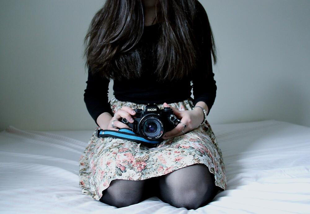 Film Camera by Emily Keenan