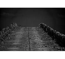 Road to Entropy Photographic Print