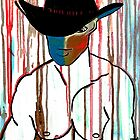 Modern Out Back Cowboy No.2 by tracie worth