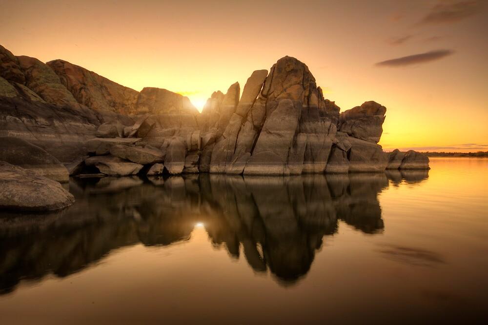 Granite Glow by Bob Larson
