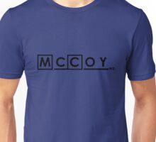 McCoy M.D. Unisex T-Shirt