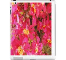 Flowers, Flowers everywhere iPad Case/Skin