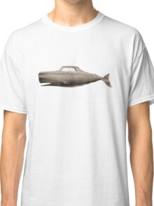the Buick of the sea - sepia Classic T-Shirt