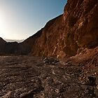 Mosaic Canyon - Death Valley N. P. by Mark Heller