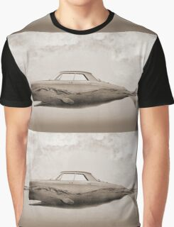 the Buick of the sea - sepia Graphic T-Shirt