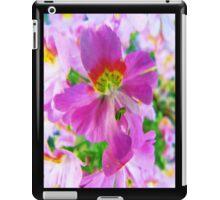 Butterfly or Flower iPad Case/Skin