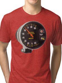 Auto Peter Monster Tach Tri-blend T-Shirt