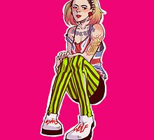 Punk!Rose by Cara McGee