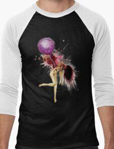 Release Your Spine Men's Baseball ¾ T-Shirt