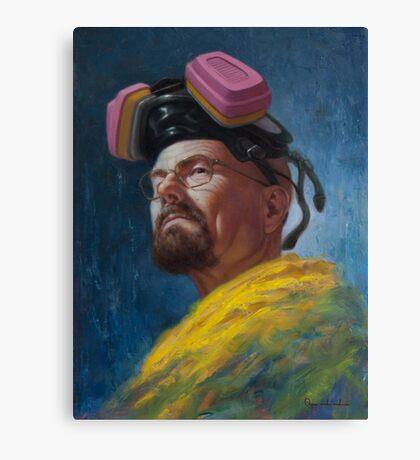 Walter White - Heisenberg Canvas Print