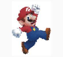 Mario One Piece - Short Sleeve