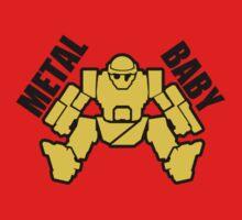 Metal Baby! Kids Tee