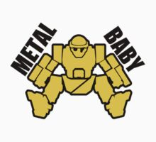 Metal Baby! by ReciprocalCo