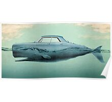 the Buick of the sea Poster