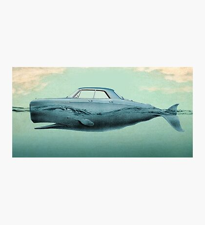 the Buick of the sea Photographic Print