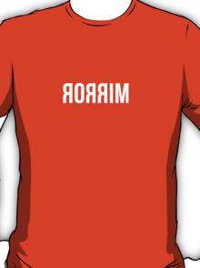 logowords - mirror T-Shirt