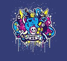 Un-Lucky Kitty Unisex T-Shirt