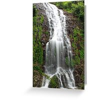 Tristania Falls 2 Greeting Card