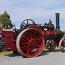 Andora, General Steam engine by Margaret  Hyde
