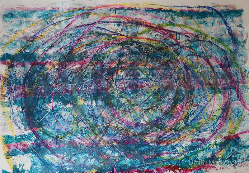 Magnetic Waves Two by Dmitri Matkovsky
