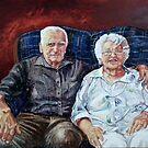 Helen and Bob - Happy 60th by scallyart