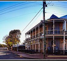 Avon Terrace York Western Australia by Paul Amyes