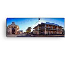 Avon Terrace York Western Australia Canvas Print