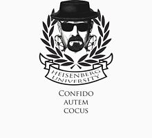 Heisenberg university crest Unisex T-Shirt