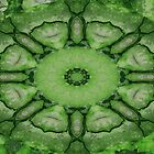 Green Twirly by jojobob