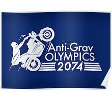 Anti-Grav Olympics Poster