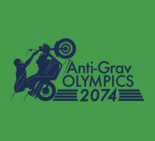 Anti-Grav Olympics Kids Clothes