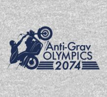 Anti-Grav Olympics by DoodleDojo