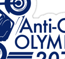 Anti-Grav Olympics Sticker