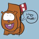 Hey, Rosetta by lynchboy