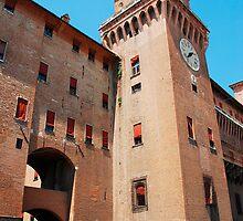 Castello Estense by jojobob