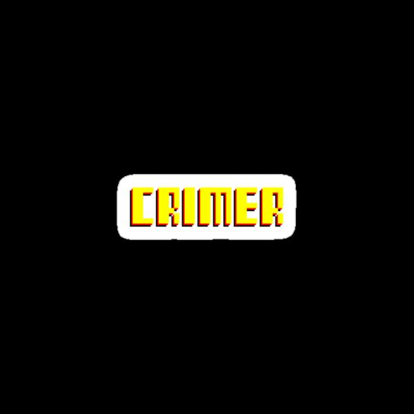 CRIMER by HauntedBox