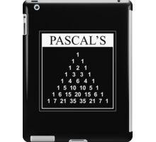 Pascal's Triangle iPad Case/Skin