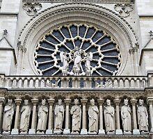 Notre Dame de Paris by kirilart