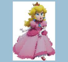 PrincessPeach One Piece - Short Sleeve