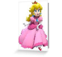 PrincessPeach Greeting Card