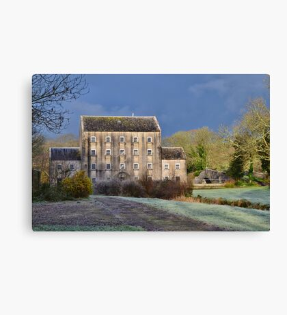Blackpool Mill Canvas Print