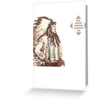 Korteef Forest Greeting Card
