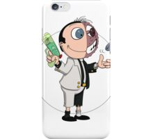 Two Face is Undecided iPhone Case/Skin