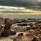 Cape Aghulas, Cape Province S.Africa  by Johanna26