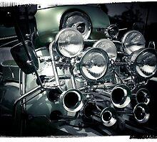Lambretta by Paul Stevens