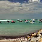 Harbor Cape Aghulas, Western Cape, S.A. by Johanna26