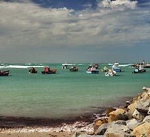Harbor Cape Aghulas, Western Cape, S.A. by Johanna26