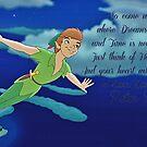 Peter Pan by EsthersDesigns