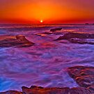 Aliso Sunset by photosbyflood
